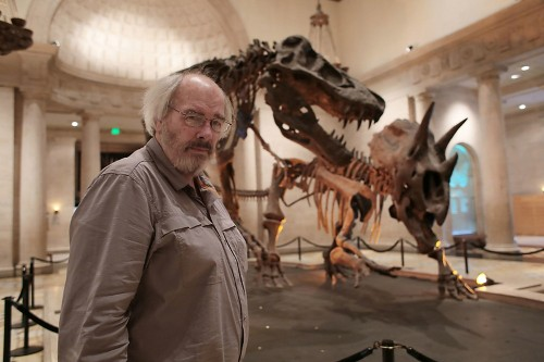 Real 'Jurassic World' Scientist Says We Could Bring Back Dinosaurs As Pets