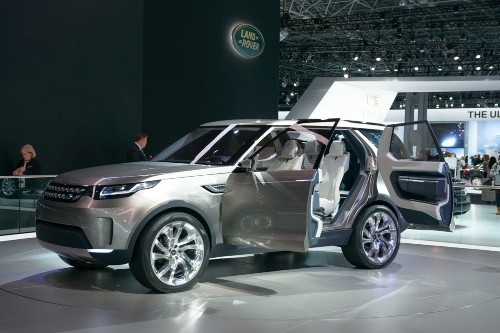 The Best Of The 2014 New York Auto Show
