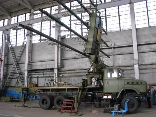 Ukraine Unveils Half-Finished New Radar System