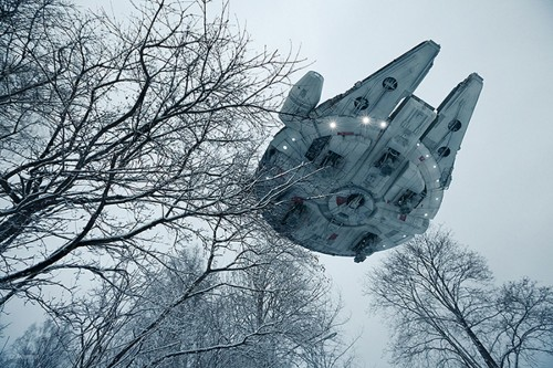 Star Wars Ships In The Skies And Other Amazing Images From This Week