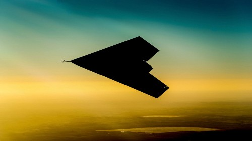 Meet Taranis, The UK's Shiny New Stealth Drone