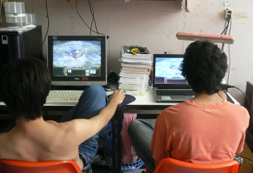 Brains Of Video Game-Addicted Teens Are Hyper Connected