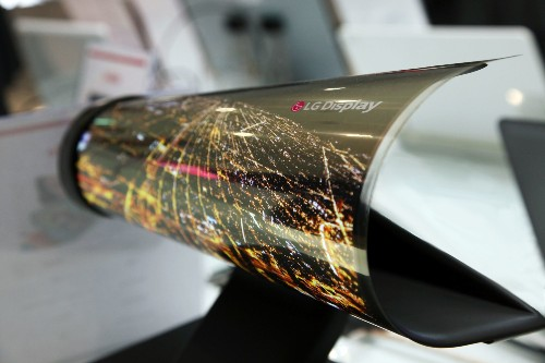 The First Flexible Screen Might Come From An Unknown Company