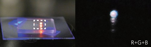 For The First Time, A Laser That Shines Pure White
