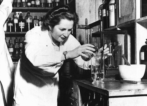 How Thatcher The Chemist Helped Make Thatcher The Politician