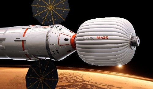Congress Wants NASA To Create A Deep Space Habitat By 2018