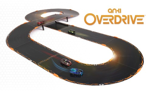With Anki Overdrive, You Can Race Toy Cars Anywhere