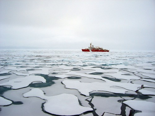 As the Arctic gets warmer, our winters get colder