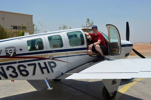 19-Year-Old Becomes The Youngest Person To Fly Solo Around The World