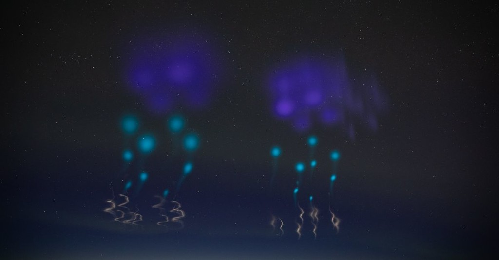 NASA created these alien clouds to study our atmosphere
