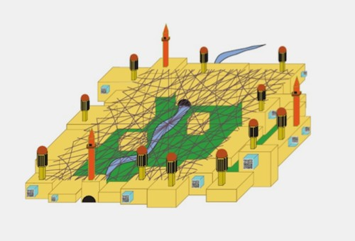 How To Design A Drone-Proof City