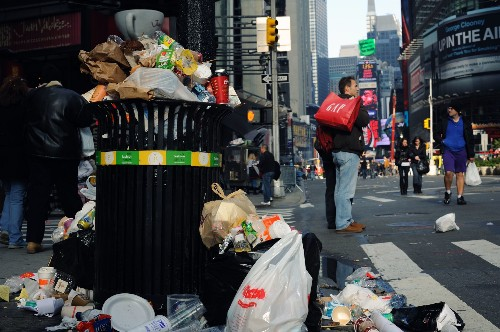 Is It Possible For New York City To Have Zero Waste?