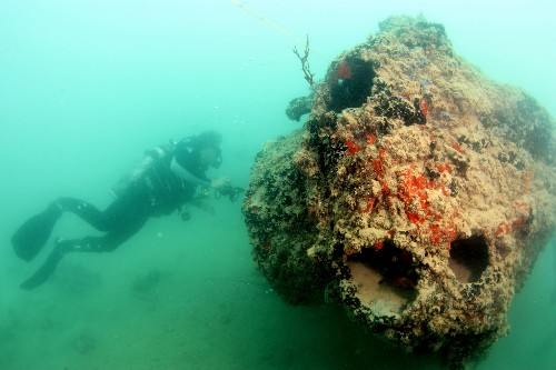 Video: Sunken Seaplane Was One Of The First Victims Of Pearl Harbor