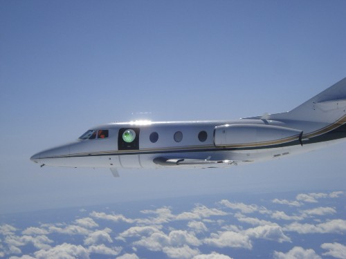 Lockheed Laser Brings Turrets Back To Airplanes
