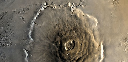 Earth's Largest Volcano Found