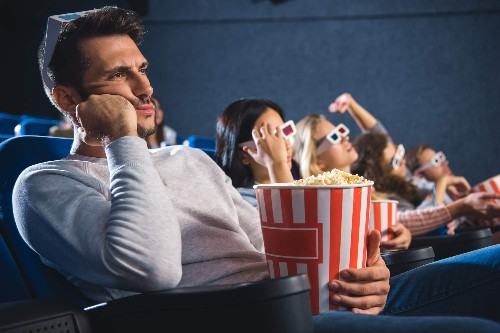 How to avoid the mid-movie bathroom break