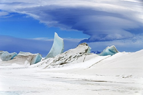 Chemicals From Beauty Products Have Migrated To Antarctica
