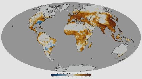 Air Pollution Deaths Around The World [Infographic]