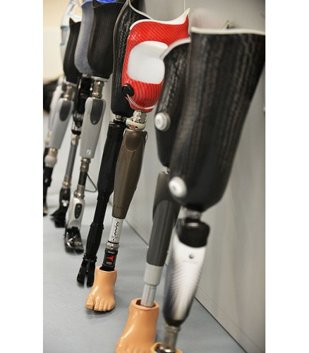 A Prosthetic Leg That Plugs Directly Into The Skeleton