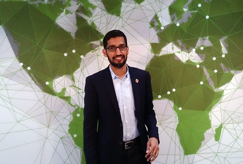 Google CEO Sides With Apple On Backdoor Requests