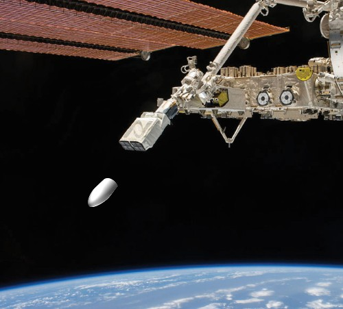 The Space Station Is Getting A UPS-Style Shipping Service