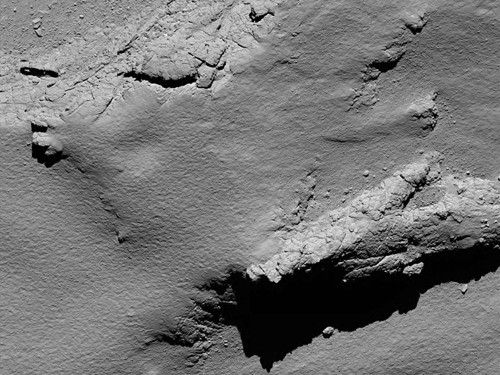 15 incredible photos taken by the Rosetta spacecraft