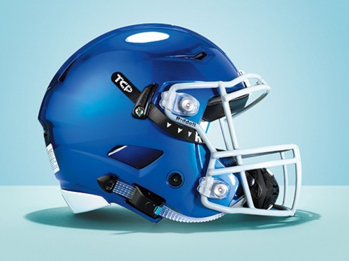 The Helmet That Could Change Football