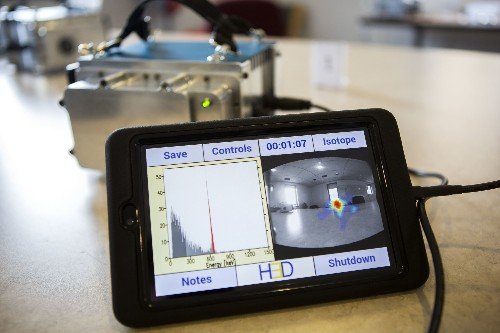 New Detector Lets People 'See' Radiation