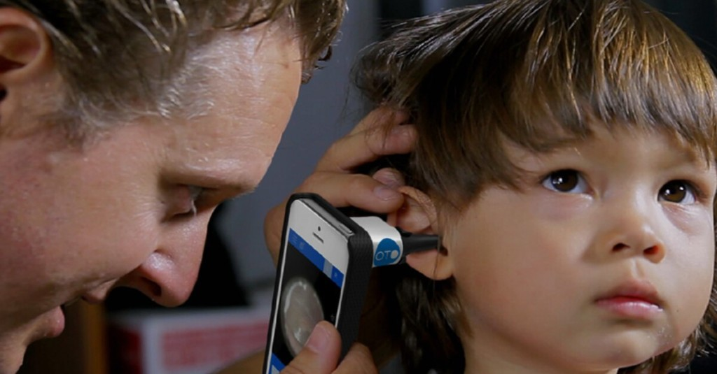 Diagnose An Ear Infection With A Smartphone Accessory