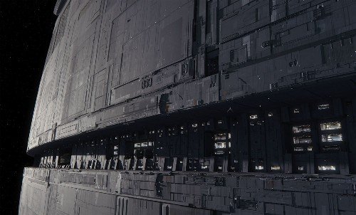 How 'Rogue One' resurrected the Death Star