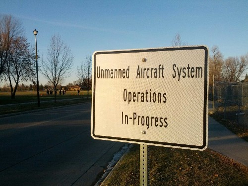 Inside One Of The FAA's New Drone Test Sites
