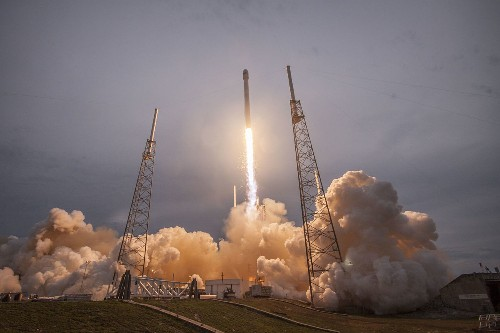 SpaceX To Launch First Space Station Mission Since Explosion, With Inflatable Habitat In Tow