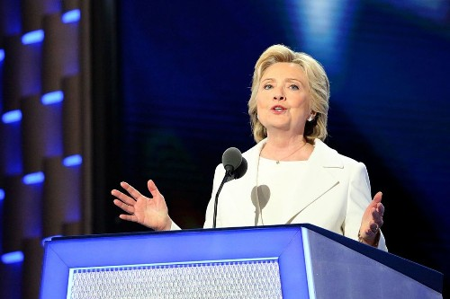 The Most Controversial Line In Hillary Clinton's Acceptance Speech Was About Science