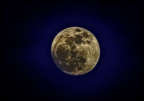 See A Supermoon In The Sky This Weekend
