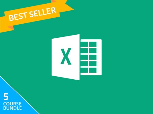 This 78-hour Excel bootcamp shows you how to crunch big data