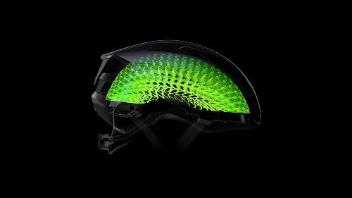 Trek's new bike helmet mimics your brain's protective fluid
