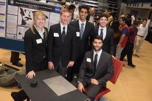 Students Design Furniture For Future Space Habitats