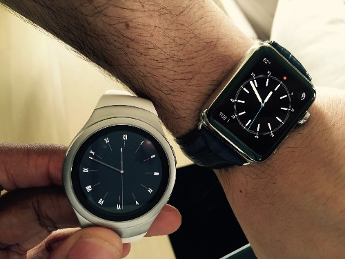 Samsung Shows Off At IFA 2015 With Gear S2, SmartThings Hub, And More