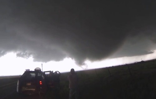 Last Week's Oklahoma Tornado Was The Widest Tornado Ever Recorded