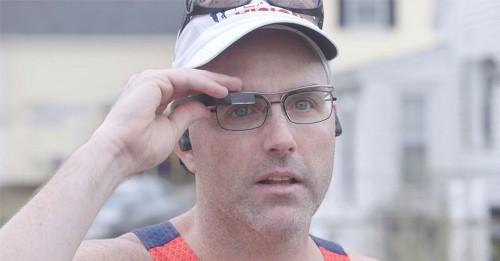 Pushing the limits of assistive technology during the Boston Marathon
