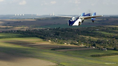 AeroMobil Flying Car Crashes In Slovakia