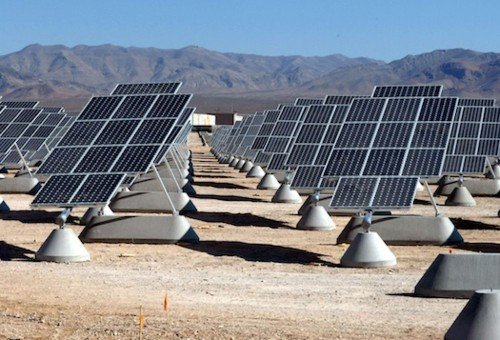 Solar Panels Now Make More Electricity Than They Use