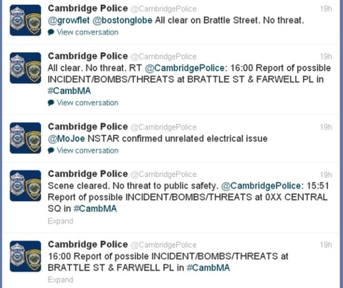 Twitter Is The New Police Scanner