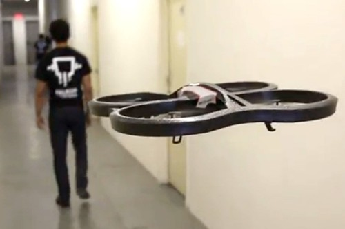 A Pet Drone That Follows You Like A Lost Puppy [Video]