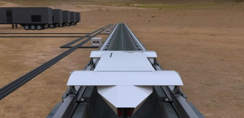 The Hyperloop Will Begin Testing In Nevada In 2016