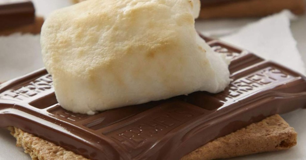 How to make the most perfect s'mores ever
