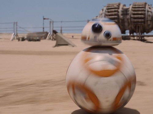 A BB-8-Style Rover Could Help Us Explore Rough Martian Terrain