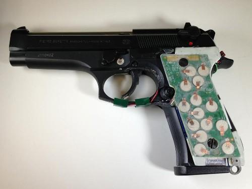 Can A Smarter Gun Prevent A Massacre?