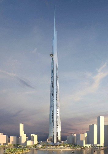 Check Out All The Megatall Skyscrapers We'll Have By 2020