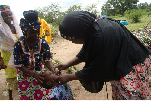 How Nigeria's Anti-Polio Strategy Helped It Wipe Out Ebola
